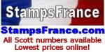 Complete stamp stock from France at the best prices.