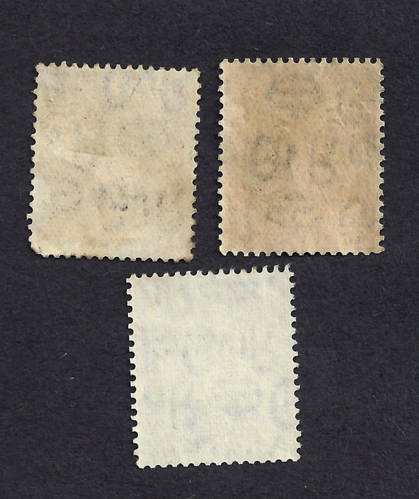 how to see watermarks on stamps