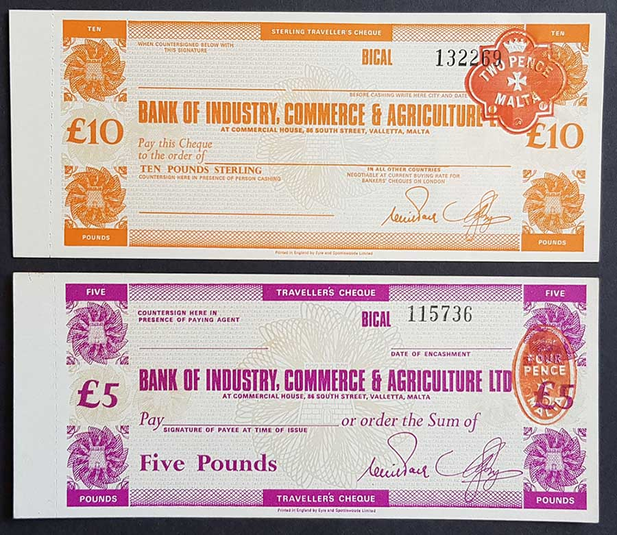 Travellers Cheques - Some Images - Stamp Community Forum
