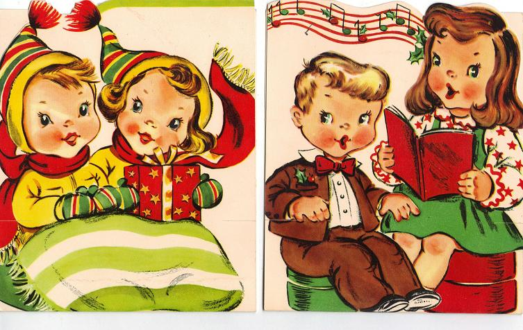 CHRISTMAS CARDS FROM THE 1960's - Stamp Community Forum