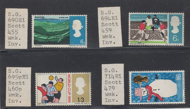 Help With Stanley Gibbon S Value Stamp Community Forum