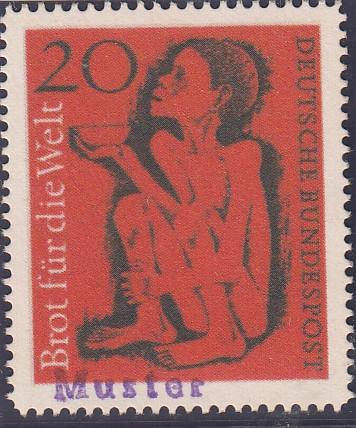 1961  Germany rare stamp - Stamp Community Forum