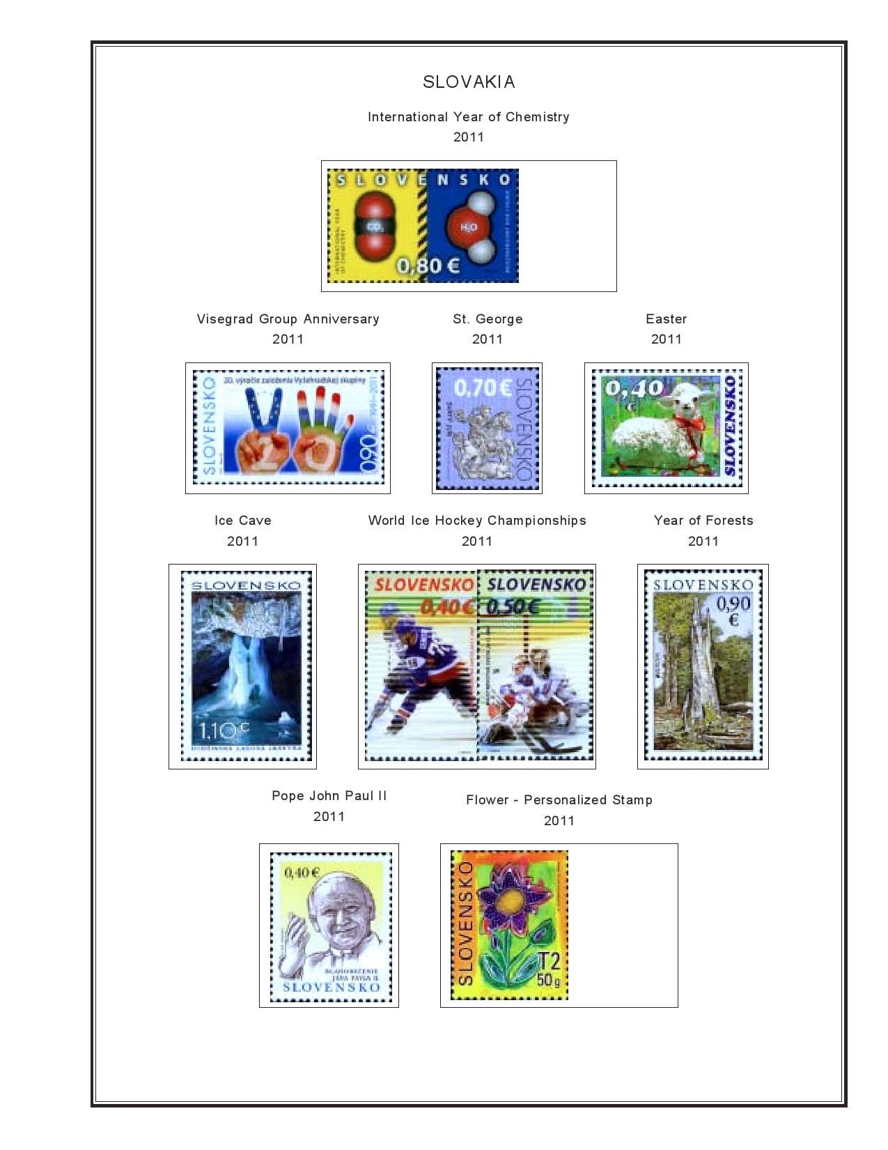 PDF style Stamp Album Pages - Stamp Community Forum
