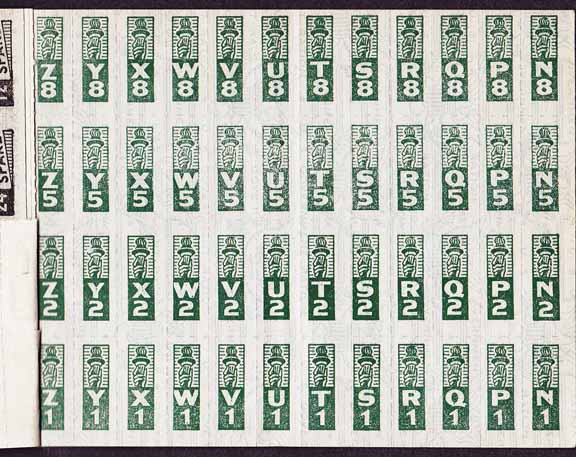 Canadian war ration coupons - Stamp Community Forum