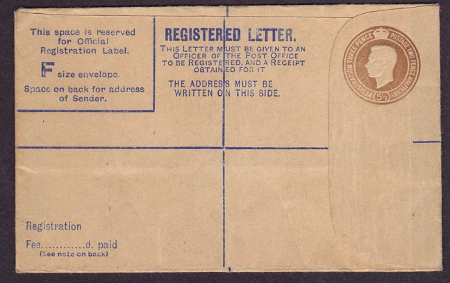 What Is A Registered Letter.Britain Registered Mail Envelope Stamp Community Forum
