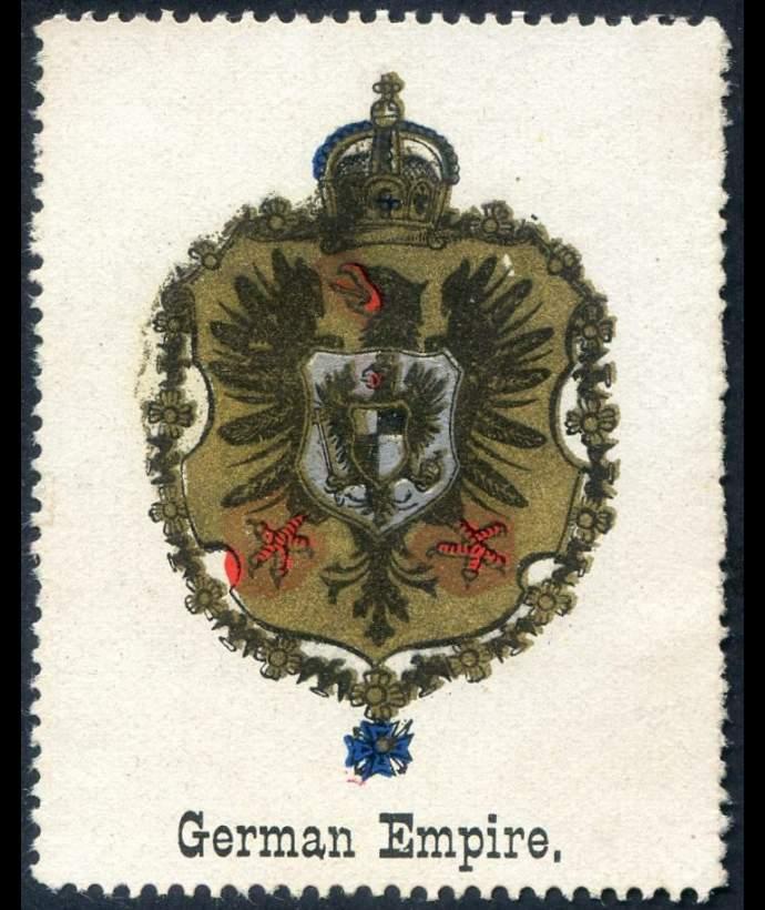 Minkus Stamp Album : Coat of Arms Stamps : - Stamp Community