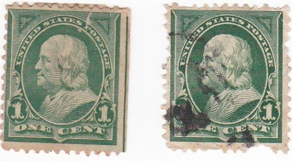Benjamin Franklin 1 Cent Stamp Community Forum