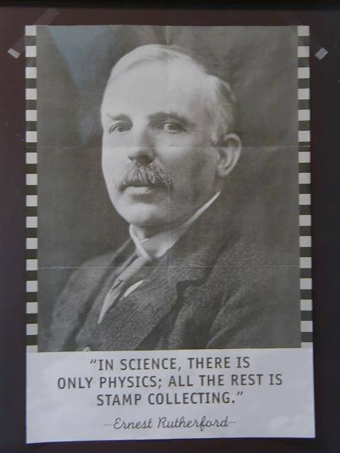 Rutherford - Scientist Supreme