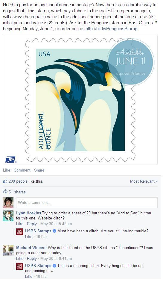 2015 Usps Issues News Thoughts Opinions Stamp Community Forum Page 11